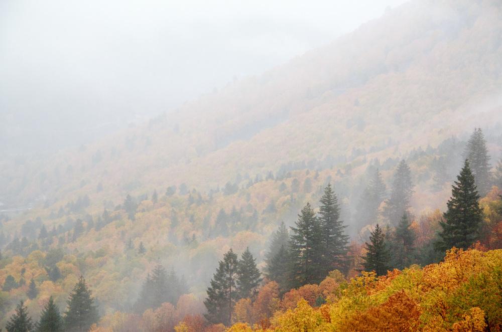 serraestrela outono nevoeiro poço-do-inferno
