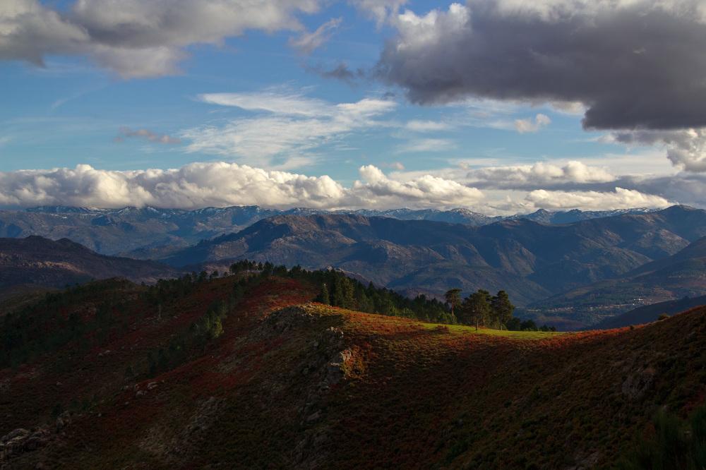 peneda-gerês montanha outono
