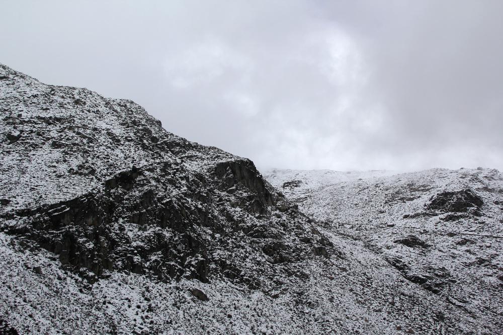 serraestrela inverno neve montanha