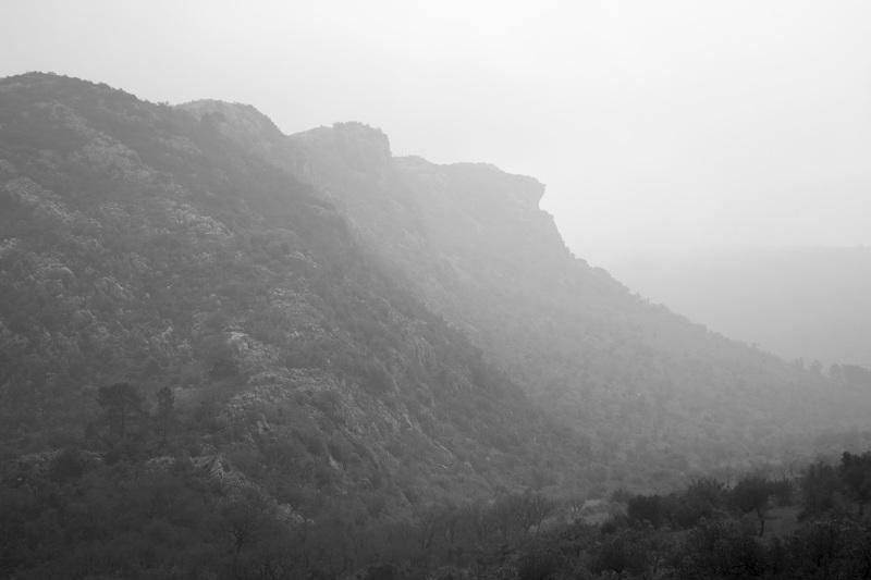 pnsac nevoeiro montanha