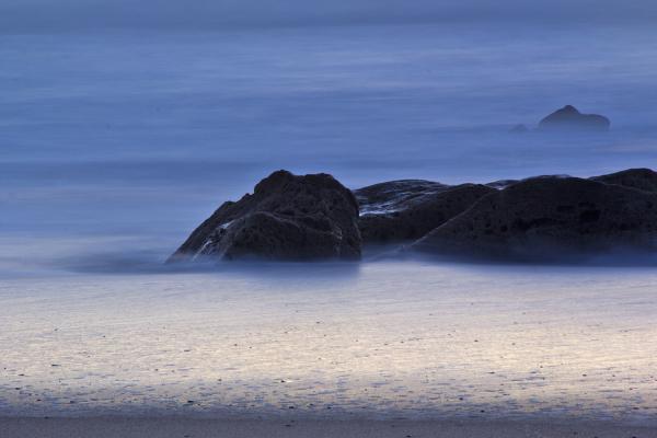 praia  mar sunset