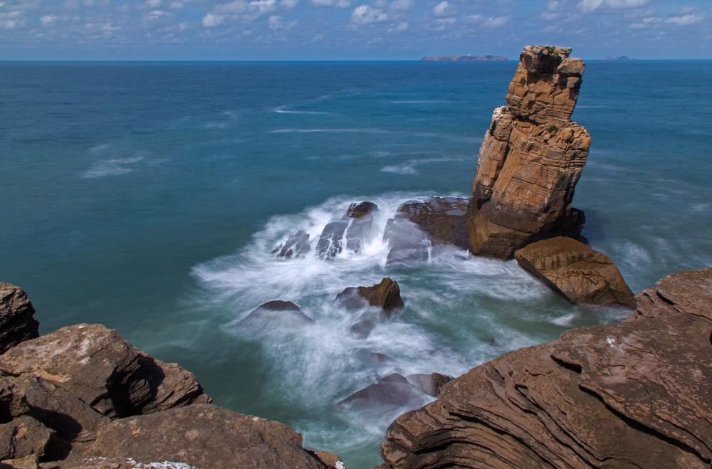 peniche rocha mar nau-dos-corvos berlengas