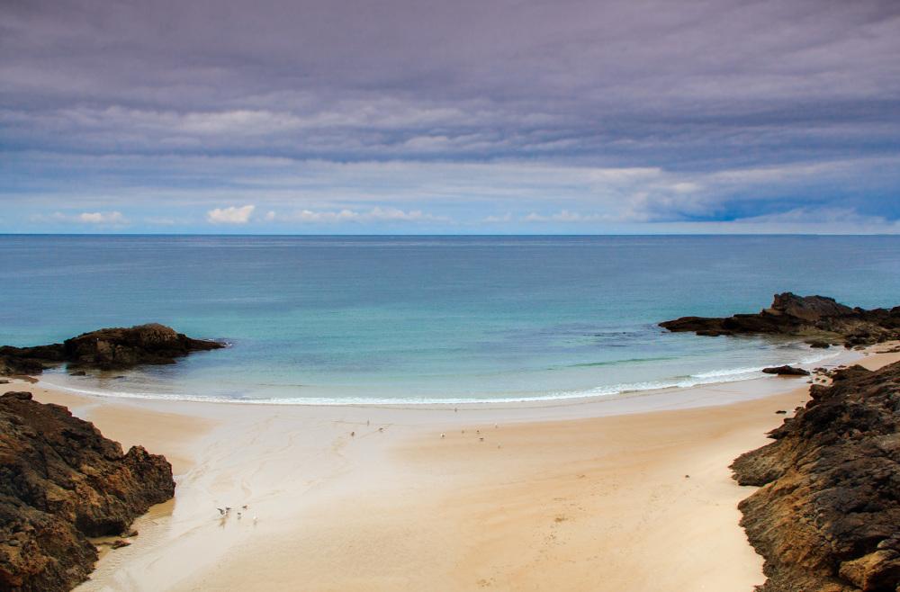 Comillas Cantábria espanha praia mar