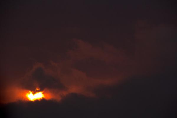 espanha sunset cantábria