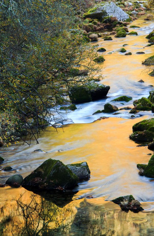 peneda-gerês soajo outono ponte-da-ladeira rio rio