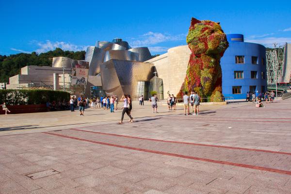 espanha bilbao museu