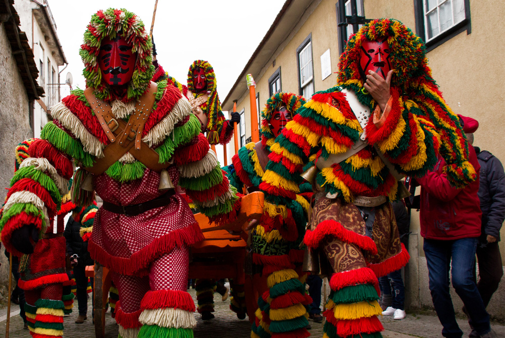 carnaval podence