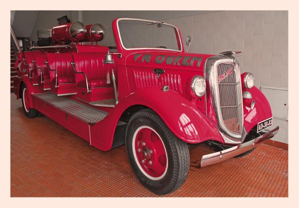 bombeiros carro