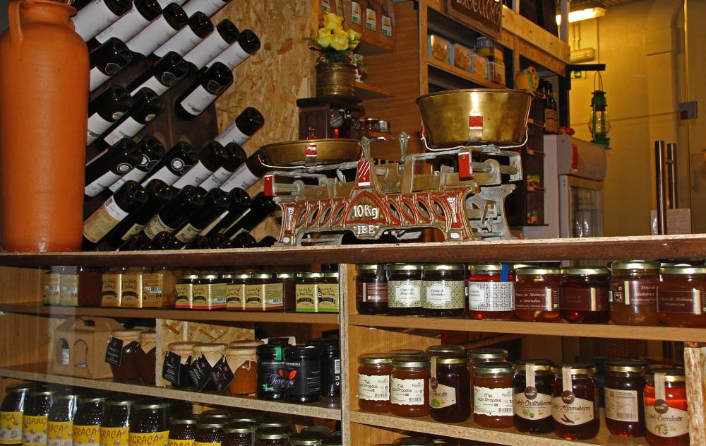mel figueira-da-foz balança vinho loja