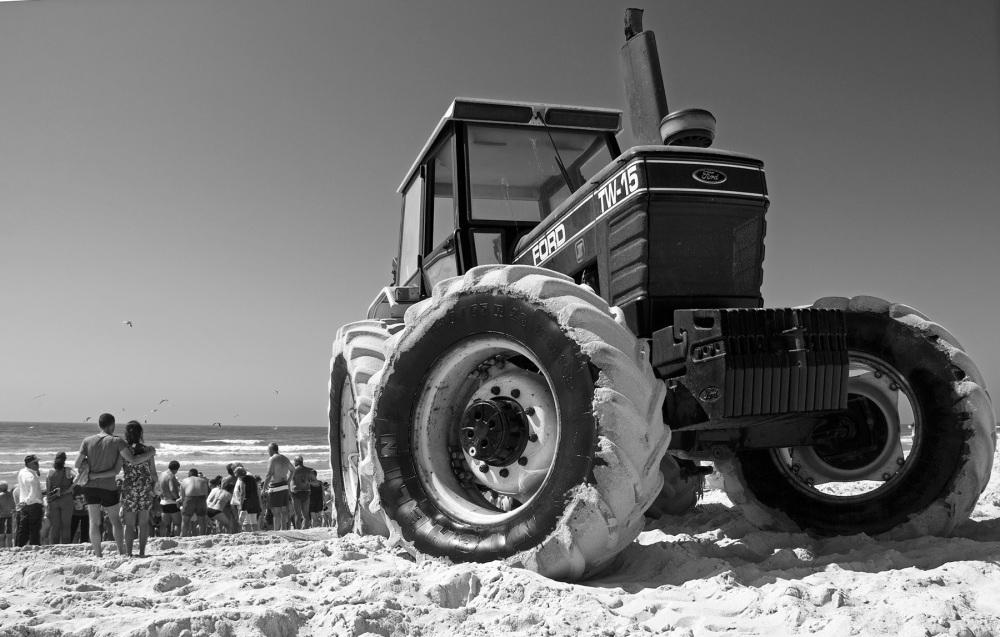 vieira arte-xávega tractor