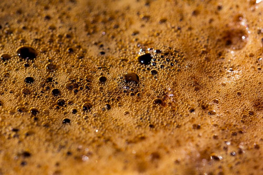 espuma café