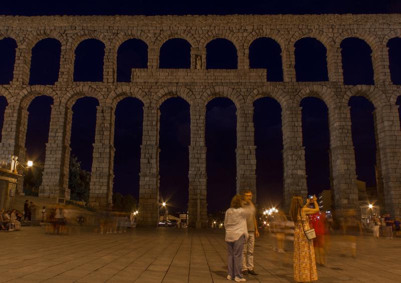 Aqueduto de Segovia