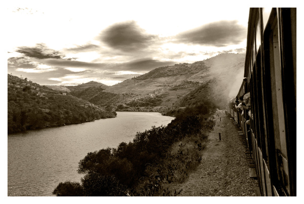 Comboio Histórico a Vapor