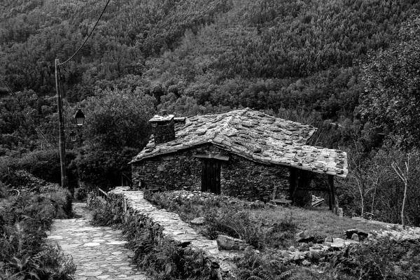 Uma casa na aldeia