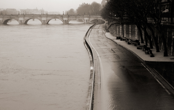 Paris submergé