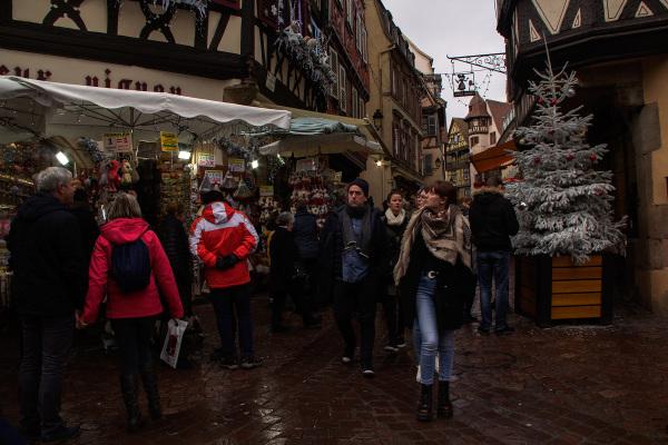 A street in Colmar - 2019