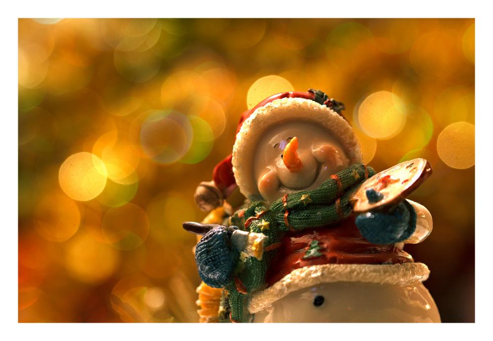 The snowman adventure VI