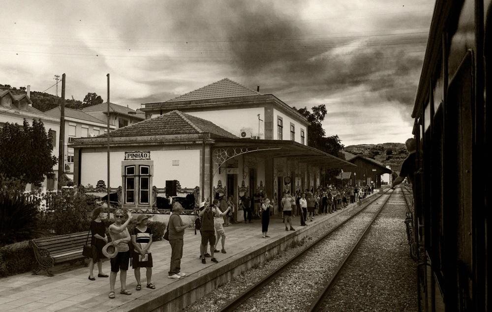 Estação ferroviária do Pinhão