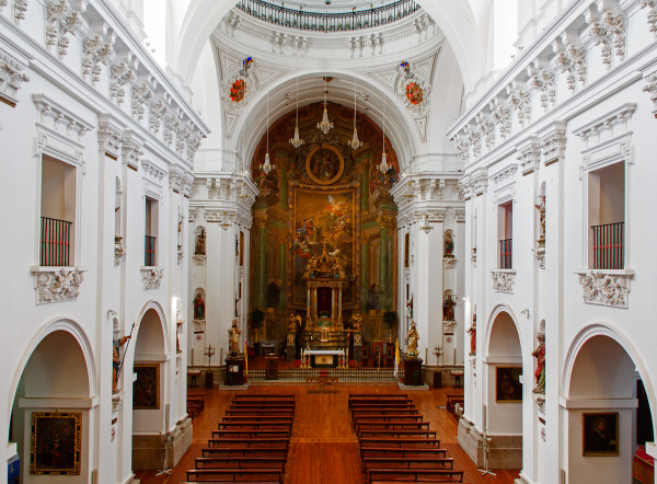 Iglesia de San Ildefonso (Jesuitas)