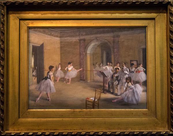 Foyer de dança de ópera