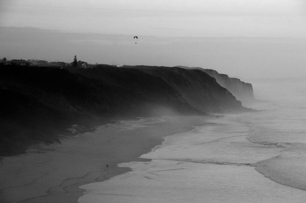 Aquela praia extasiada e nua
