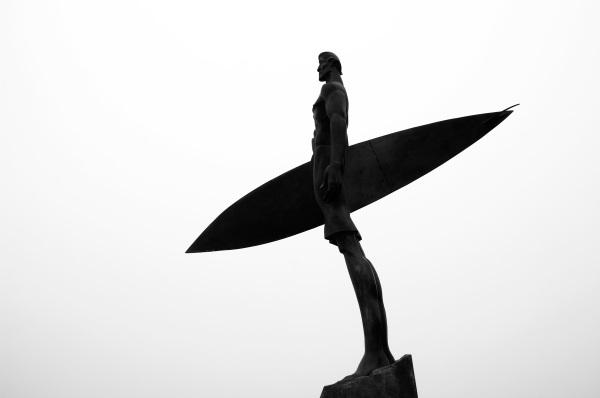 Surf season is open