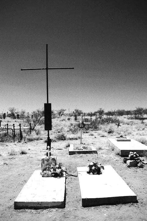 Gravesite, Gleeson, Arizona