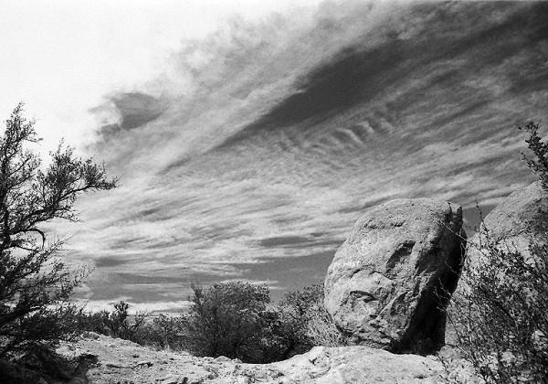 Huachuca Rock, Sierra Vista, Arizona