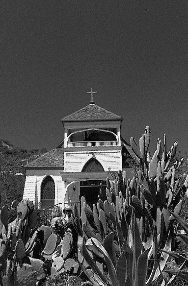 Protestant Church, Bisbee, Arizona