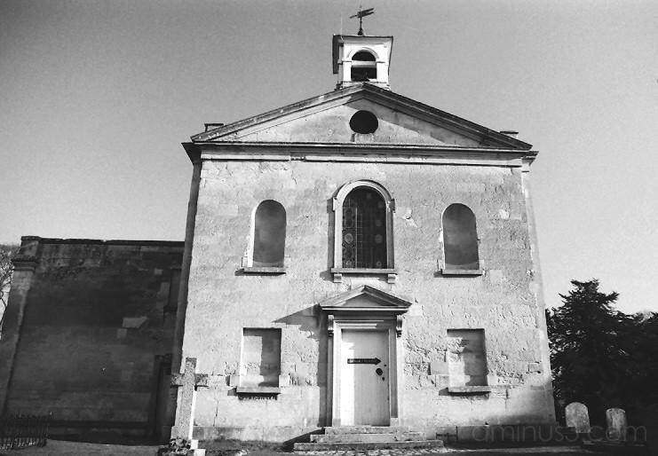 Wimpole Chapel
