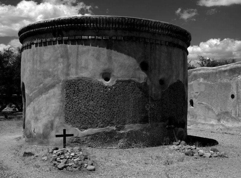 Tumacacori Graves