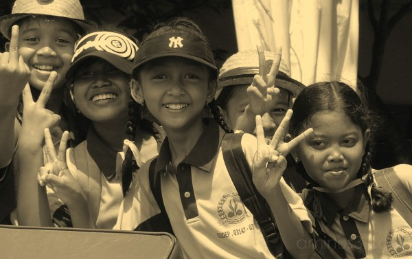 Children of Bali
