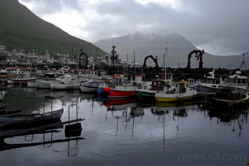 Boats Faroe Islands