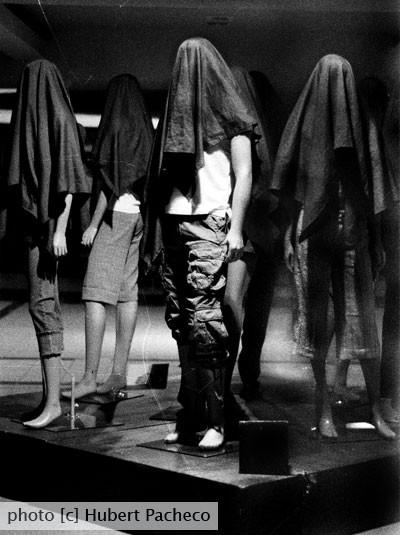 creepy mannequins