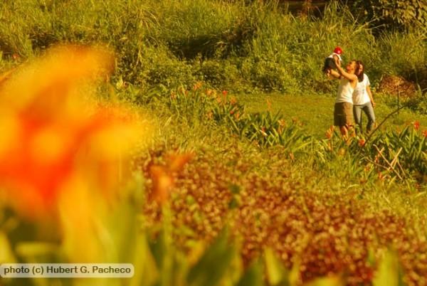 la mesa ecopark family philippines
