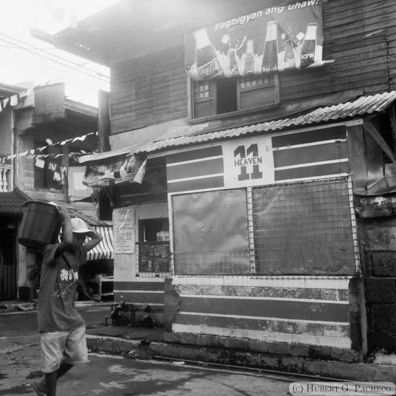 liliw laguna 7-11 120 film black & white