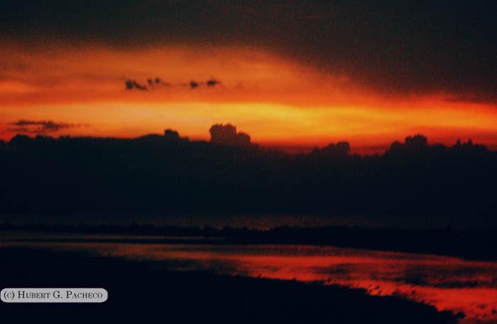 sunset cavite