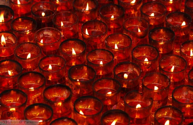 candles for luck chinese culture