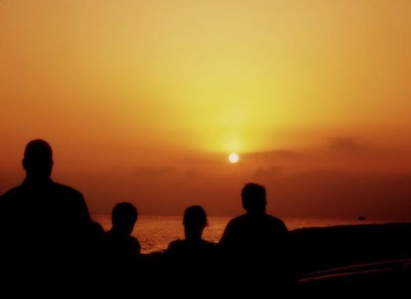 del-mar sunset - (Ibiza)