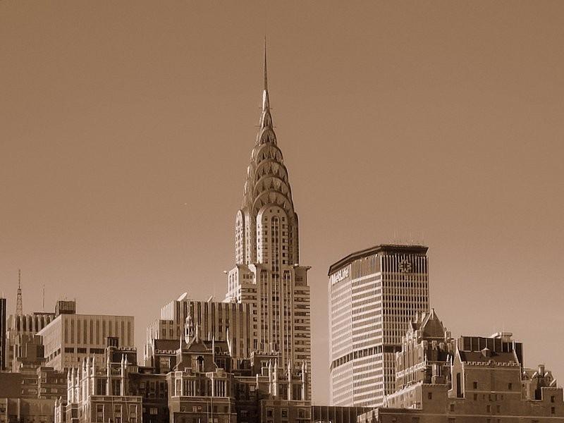 n.y skyline