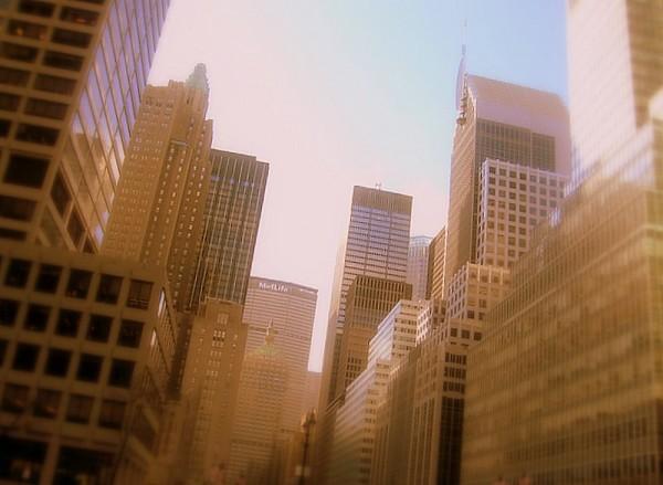 park avenue-Manhattan.