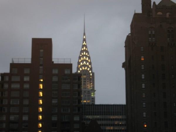 hotel view - Manhattan(mid town)