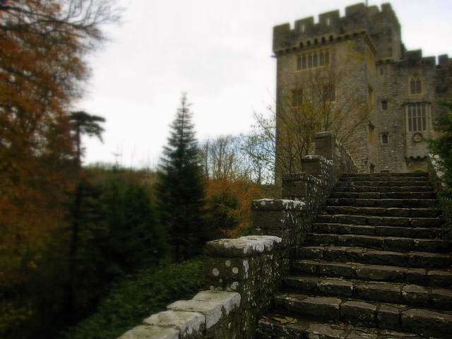 St Donats Castle...