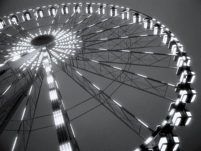 the big wheel...