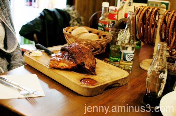 Prague does food
