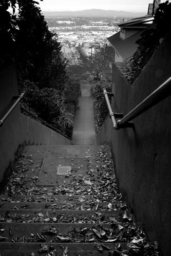 Karen's Stairs 4