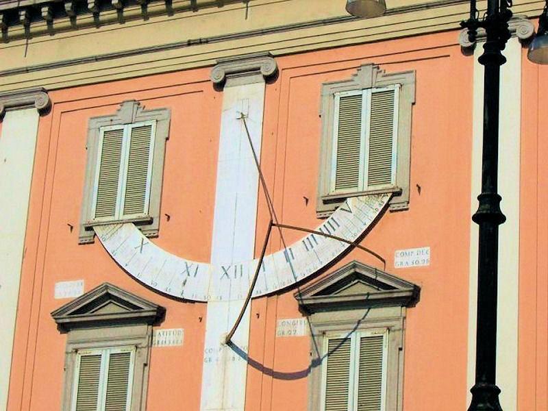 Meridiana-Sundial