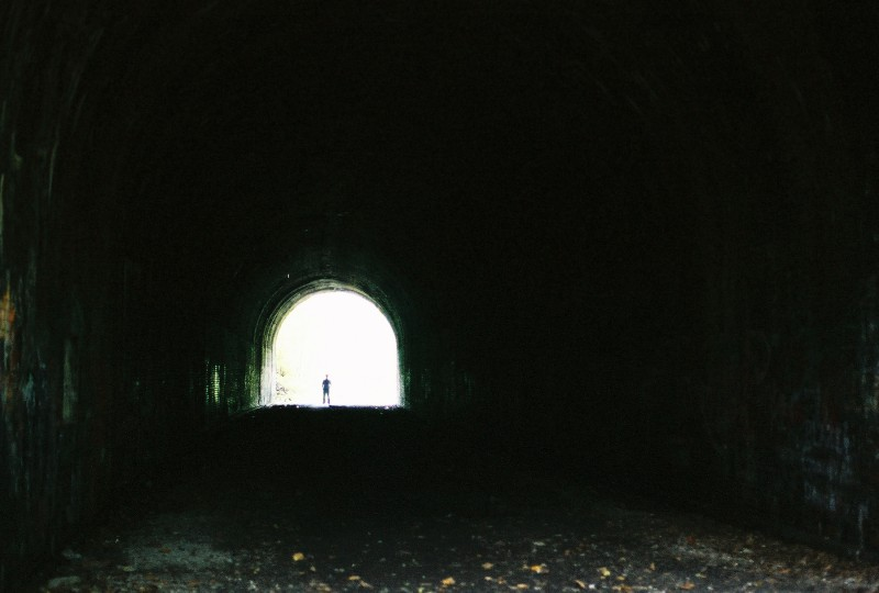 Moonville Tunnel