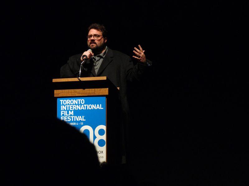 Kevin Smith at Toronto Internationl Film Festival