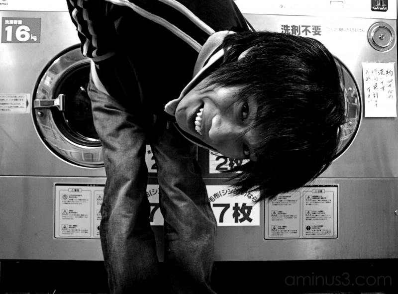 yupee japanese japan portrait kyoto laundry